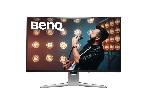"BenQ EX3203R, 31, 5"" Wide VA Curved LED, 1800R, FreeSync2, 144Hz, 4ms, 3000:1, 20M:1 DCR, 400 cd/m2, 2560x1040 QHD, HDR, HDMI, DisplayPort, USB Type-C, Gray"
