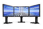 "BenQ BL2411PT, 24"" Wide, IPS Panel , 5ms, 1000:1, DCR 20mil:1, 1920x1080,  DVI, Display port, Speakers, TCO 6.0"