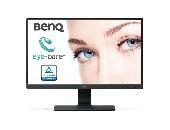 Монитор BenQ GW2480E, IPS, 23.8 inch, Wide, Full HD, D-sub, HDMI, DisplayPort, Черен