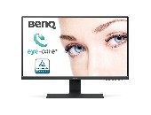 "BenQ GW2780, 27"" IPS LED, 5ms, 1920x1080 FHD, Stylish Monitor, 72% NTSC, Eye Care, Flicker-free, B.I., Low Blue Light, 1000:1, 20M:1 DCR, 8bit, 250cd/m2, VGA, HDMI, DP, Speakers 2x2W, Cable Management, Tilt, Black"