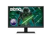 """BenQ GL2780E, 27"""" TN, 1ms, 75Hz, 1920x1080 FHD, Flicker-free, Brightness Intelligence (B.I.), LBL, ePaper mode, Color Weakness Mode, 1000:1, DCR 12M:1, 8bit, 300 cd/m, VGA, DVI, HDMI (v1.4) x1, DisplayPort (DP), Speakers 2W x2, Tilt, Vesa 100x100, Bl"""
