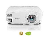 BenQ MH550, DLP, 1080p (1920x1080), 20 000:1, 3500 ANSI Lumens, VGA, 2xHDMI, Speaker 2W, White, 3D Ready